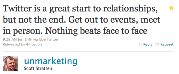 Scott Stratten - Unmarketing