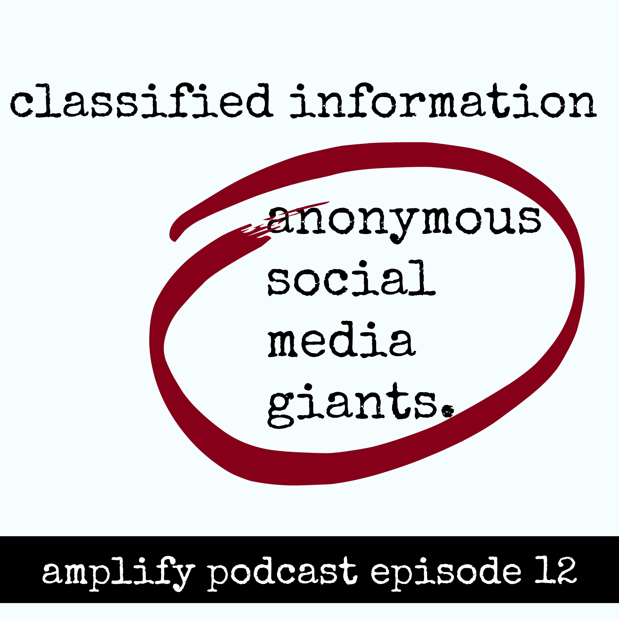 Anonymous Social Media Giants