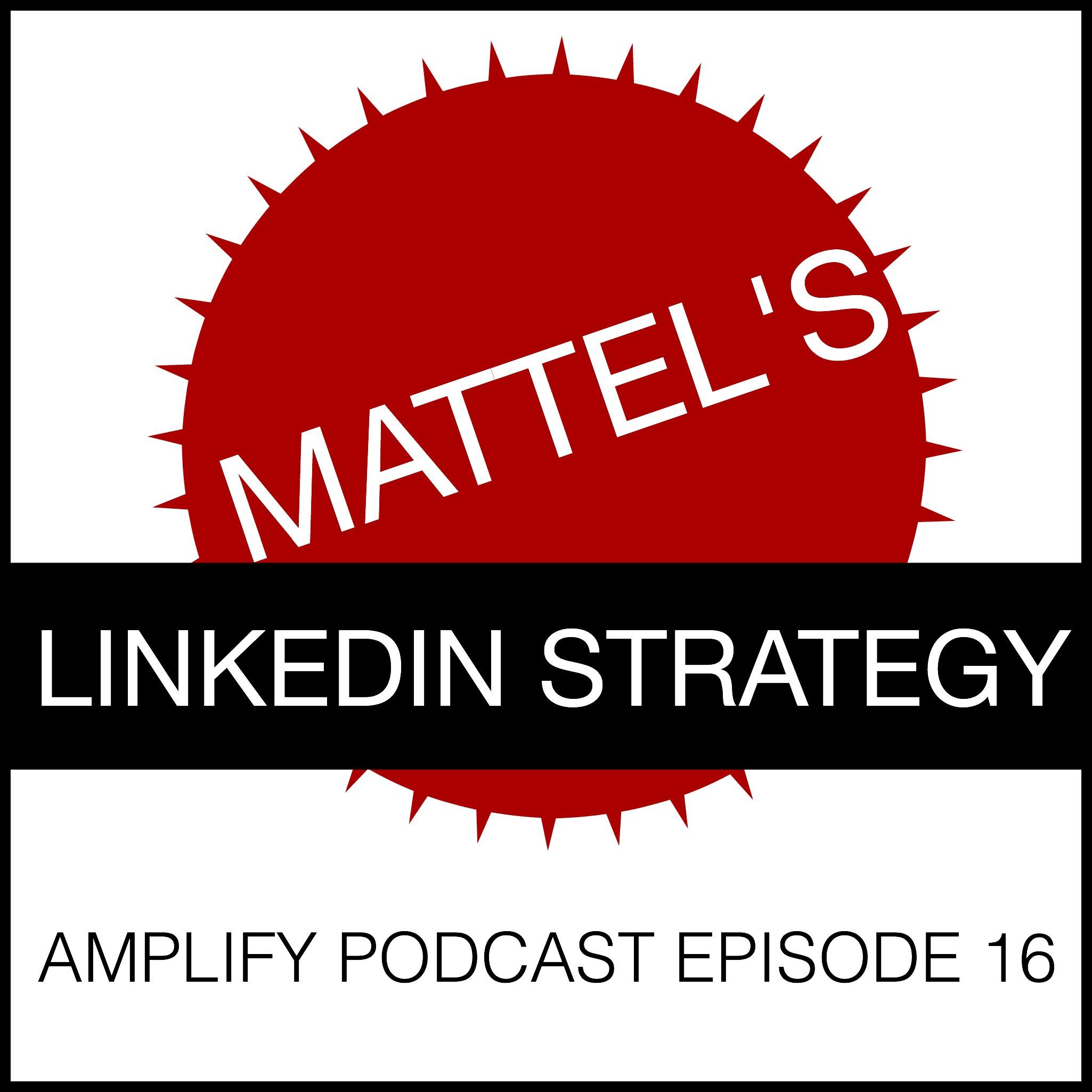 Mattel's LinkedIn Strategy