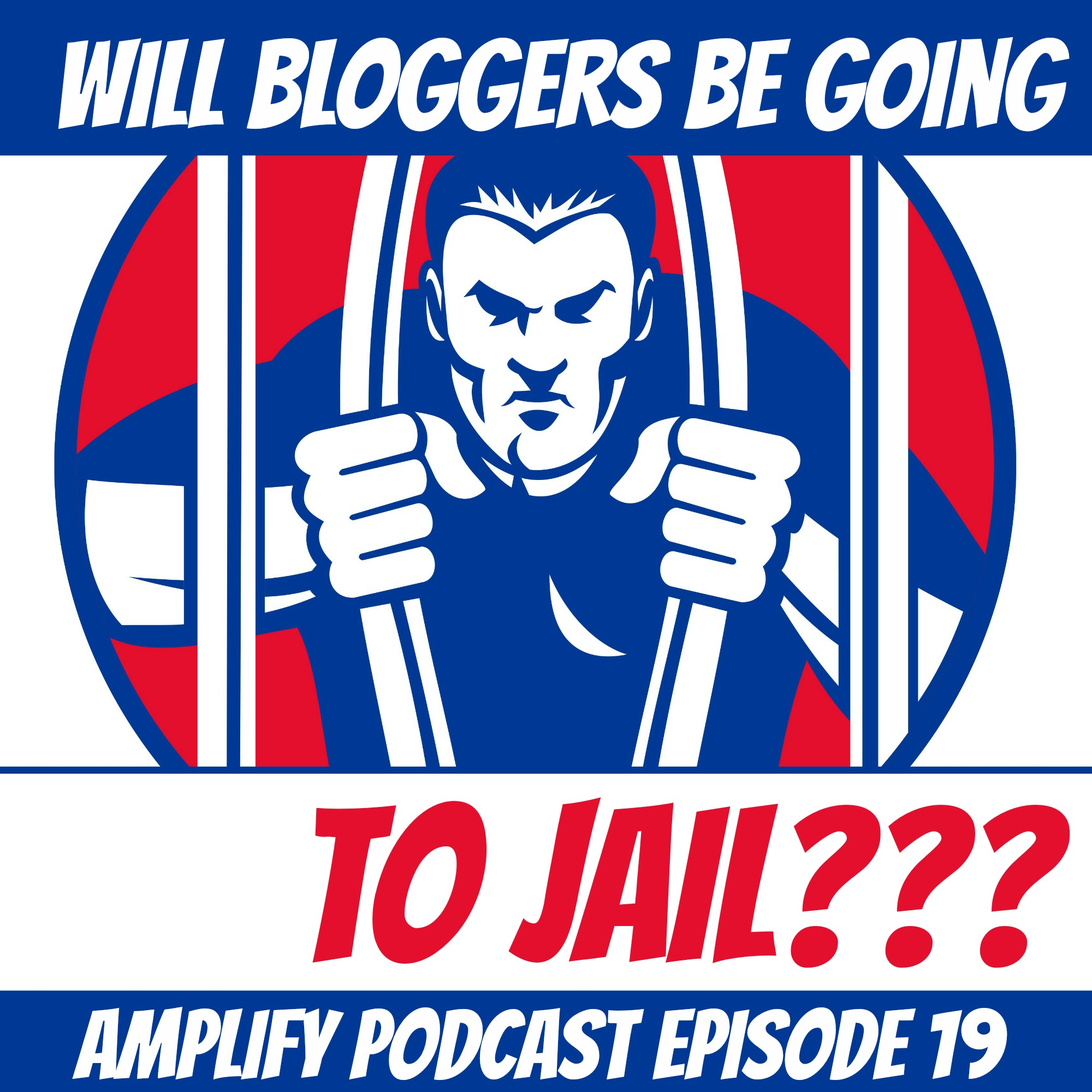 Will Bloggers Be Going to Jail?