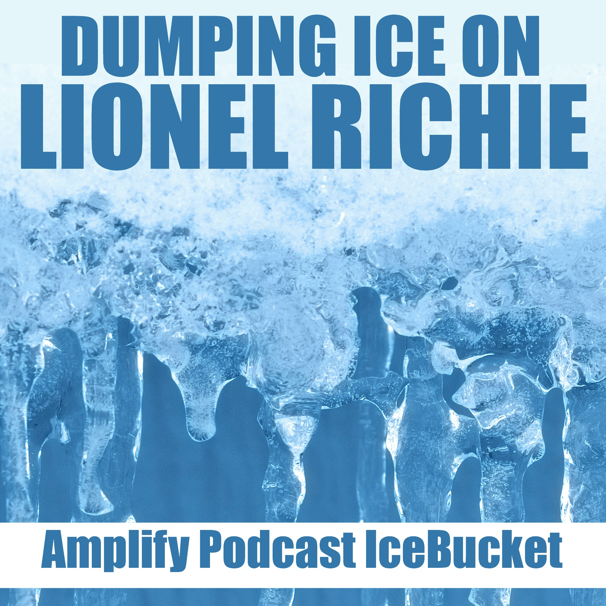 Dumping Ice on Lionel Richie
