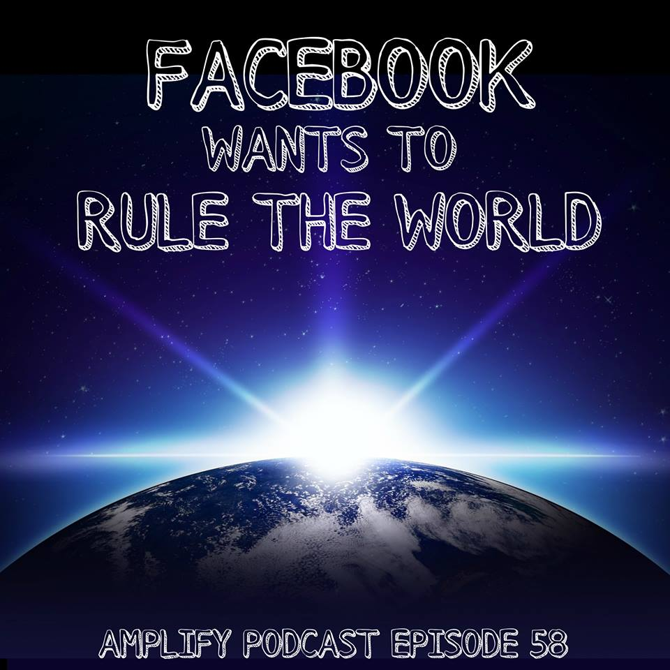 Facebook wants to rule the world