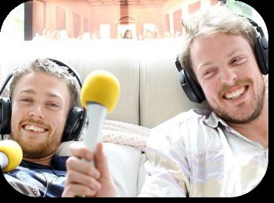 kiwi podcasters