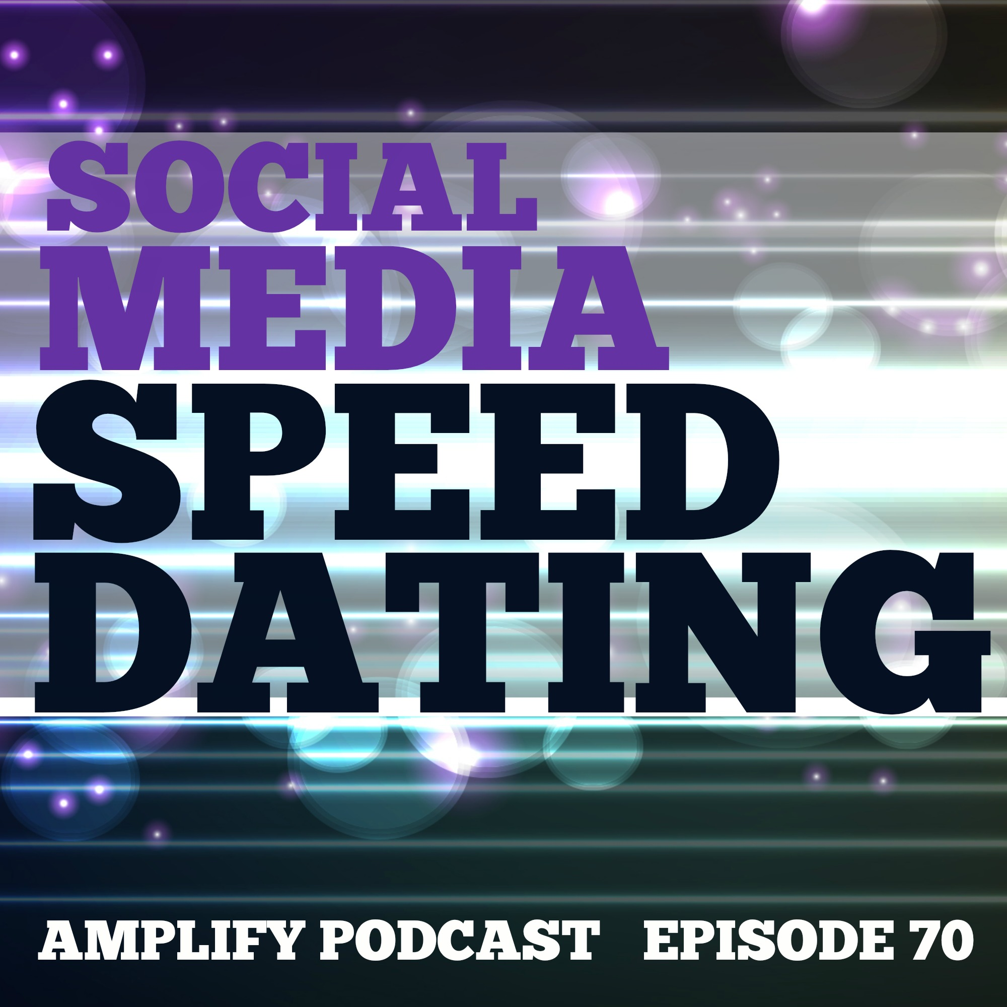 Social connection speed dating