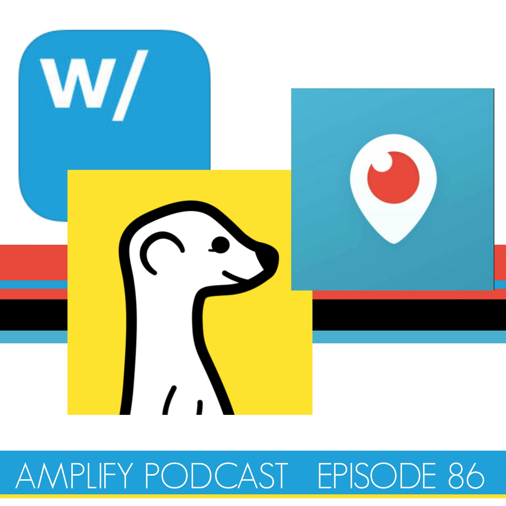 Hang With Periscope, Meerkat