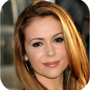 Amplify Podcast Alyssa Milano