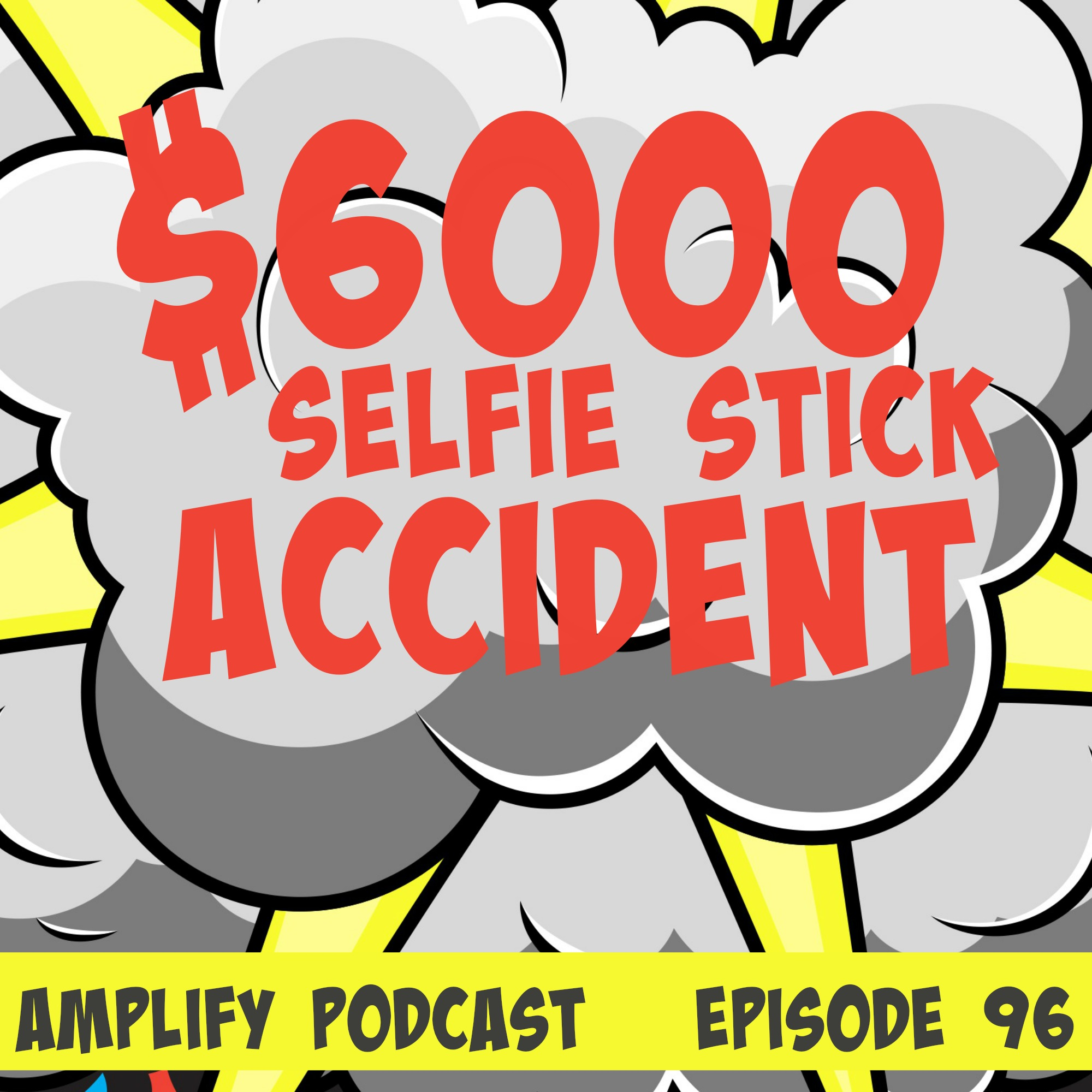 $6,000 Selfie Stick Accident