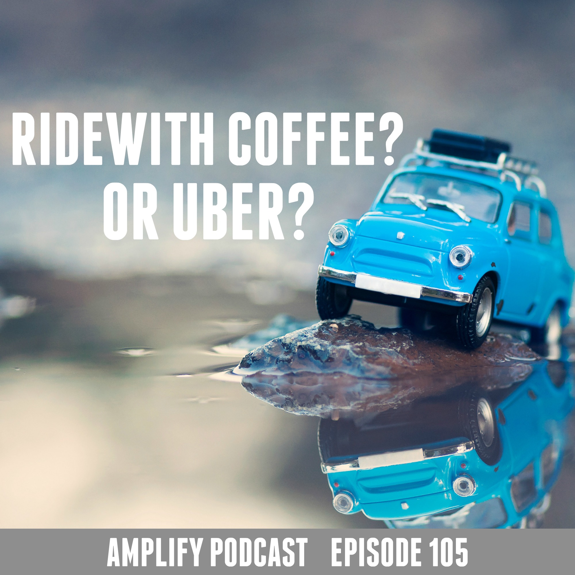 Ridewith Coffee? Or Uber?