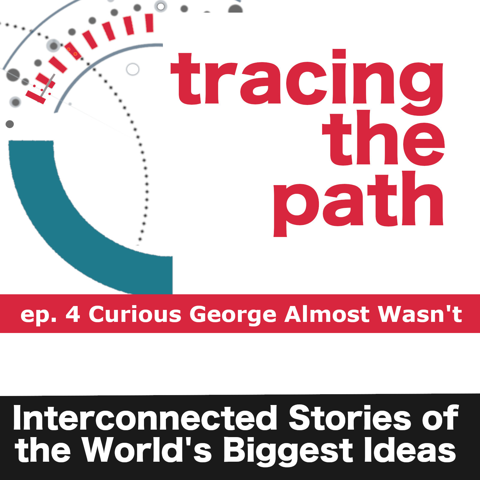 A Paul Harvey inspired Podcast: Tracing the Path