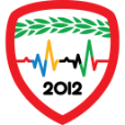 2012 Olympics Foursquare Badge