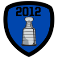 NHL Stanley Cup Badge